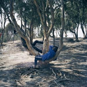 Yto Barrada, Camp de Calamocarro, Sebta (Calamocarro Camp, Ceuta), 1999/2011, C-print, 100 x 100 cm© Yto Barrada & Galerie Sfeir-Semler, Hamburg/Beirut