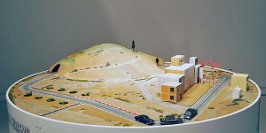 Gran Royal Turismo: Learning Sculptures Series. 2003 Automated model