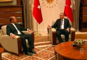 Dr Muscat met with President Erdogan to discuss the increasing Turkey investment in Malta, migration and situation in the Mediterranean.