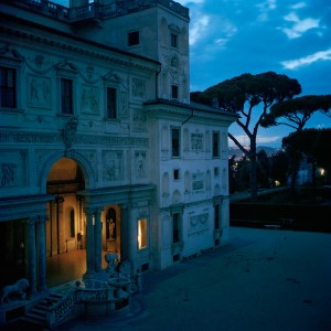 Grand Tour Cinecitta Villa Medicis Rome François Halard
