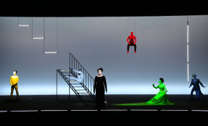 The Life and Death of Marina Abramovic Park Avenue Armory