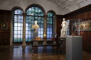 Renaissance Room at Academy Mansion. Photo: Elizabeth Lippman.