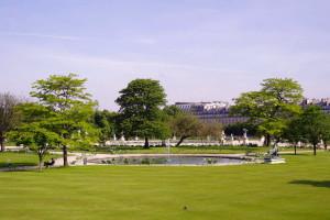 Tuileries © Louis Benech