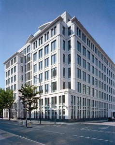 Schroders Gresham Street building in London.