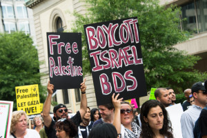 Some American campuses are becoming extremely hostile to Israel.