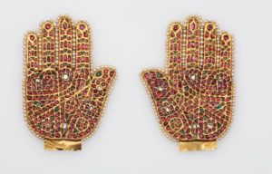 Hand of Fatima © Nasser D. Khalili Collection of Islamic Art, London