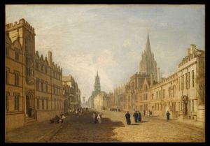 The High Street © Ashmolean Museum, University of Oxford