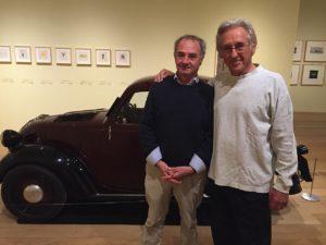 Paolo Colombo and Ed Ruscha