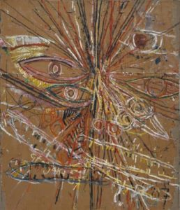 Mark Grotjahn: Face