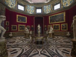 Galleria degli Uffizi, Tribuna 01.ph. A. Quattrone