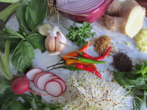 Kapha diet, condiments