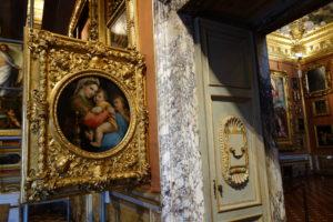 Raffaello, La Madonna della seggiola, Galleria Palatina
