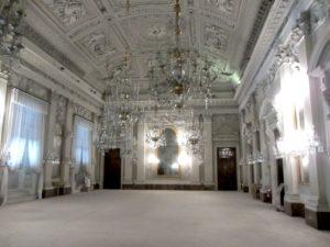 Sala Bianca1- Galleria Palatina