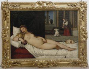 Tiziano-Venere Urbino