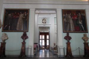 Uffizi - Ingresso in Galleria