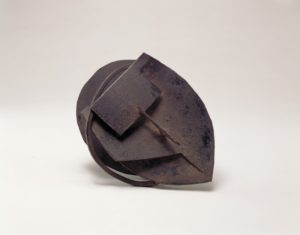 Julio González Masque: Tête couchée, ca. 1930 Iron, Raymond and Patsy Nasher Collection, Nasher Sculpture Center, Dallas, Texas