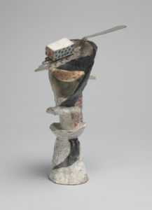 Pablo Picasso Glass of Absinthe, 1914 Painted bronze with absinthe spoon Museum of Modern Art, New York