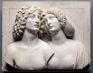 Tullio Lombardo Bacchus and Ariadne, 1520-25 Marble Kunsthistorisches Museum, Vienna