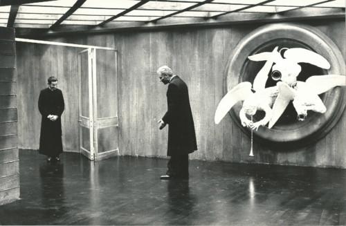 "1976 ""Todo Mono"" directed by Elio Petri"