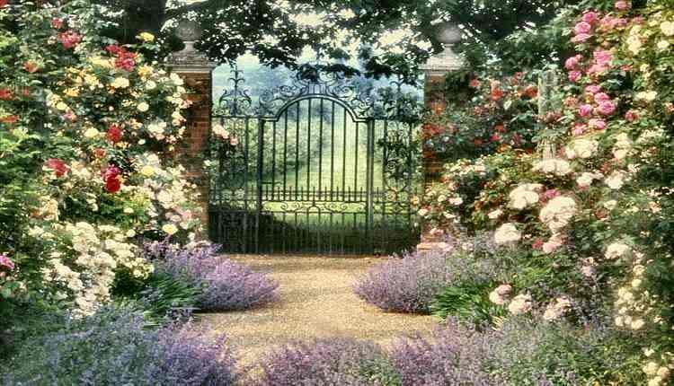 An Example Of English Country Garden