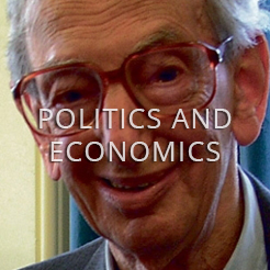 politics and economics interviews